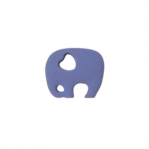 Elephant Teething Toy – Purple