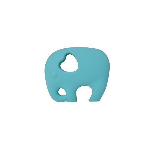 Elephant Teething Toy – Mint