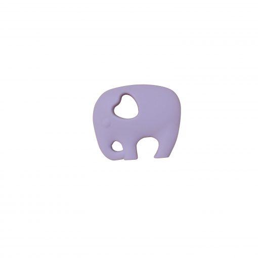 Elephant Teething Toy – Lilac