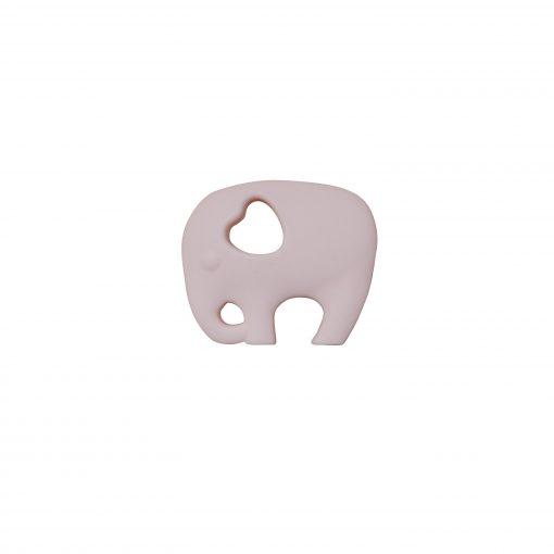 Elephant Teether – Peachy