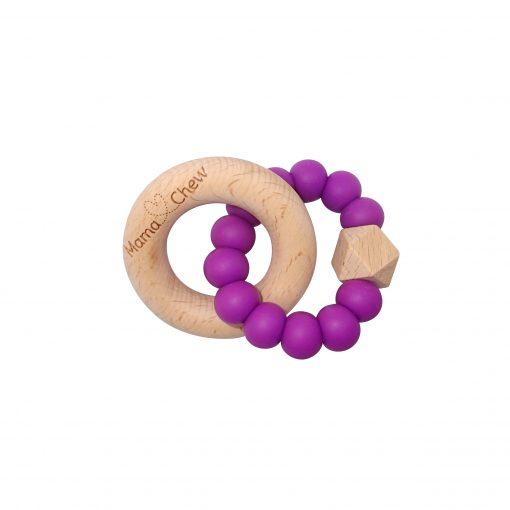 Hex & Wood – Purple